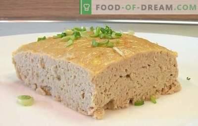Soufflé di carne per un bambino come all'asilo - ricorda la tua infanzia! Ricette di soufflé di carne per un bambino nella scuola dell'infanzia