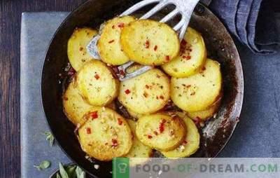 Perché non puoi patatine fritte: gli errori principali