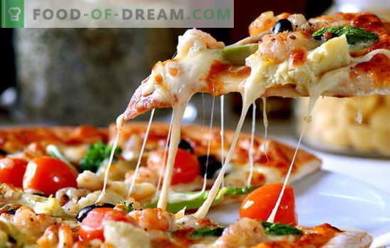Ricetta Pizza Italiana.La Ricetta Della Pizza Italiana E Un Piccolo Viaggio Alla Ricerca Della Verita Esperimenti Pizzaiolov Nella Ricetta Della Pizza Italiana