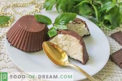 Cagliata al cioccolato glassata: una prelibatezza preferita fin dall'infanzia!