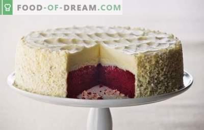 Crema con esca per la torta - molto più gustosa del cereale! Preparare diverse creme per torte con semola e burro, latte condensato, limone, panna acida