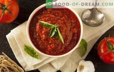 Salsa di Marinara: ricette da veri marinai. Segreti e cucina step-by-step della mitica salsa italiana Marinara