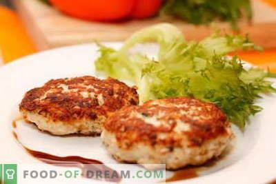 Le polpette di manzo sono le migliori ricette. Come cucinare correttamente e gustosi polpettine di manzo.