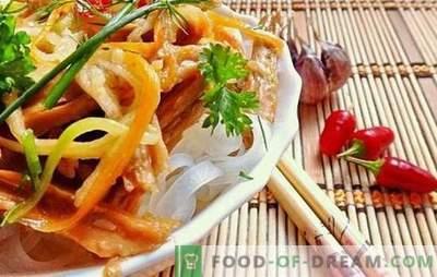 Verdure in salsa teriyaki - fragranti, rubiconde, succose! Ricette per cucinare varie verdure con salsa teriyaki in forno, sul fuoco, sulla griglia