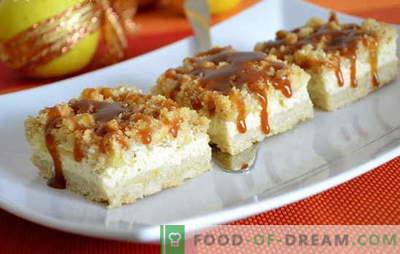 Cheesecake senza ricotta: nuove idee per un dessert popolare. Ricette di cheesecake senza ricotta con panna acida, mascarpone, crema, formaggio