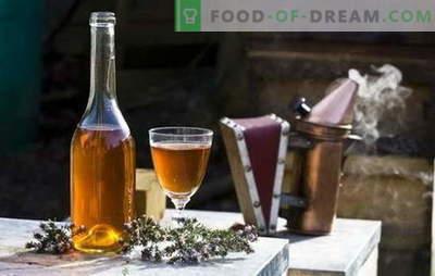 Ricette l'idromele a casa. Mead in casa: punti e sfumature importanti della creazione di questa bevanda