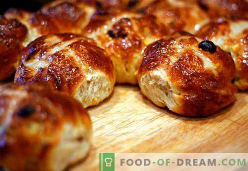 Le focacce dolci sono le migliori ricette. Come cucinare correttamente e gustosi panini dolci a casa