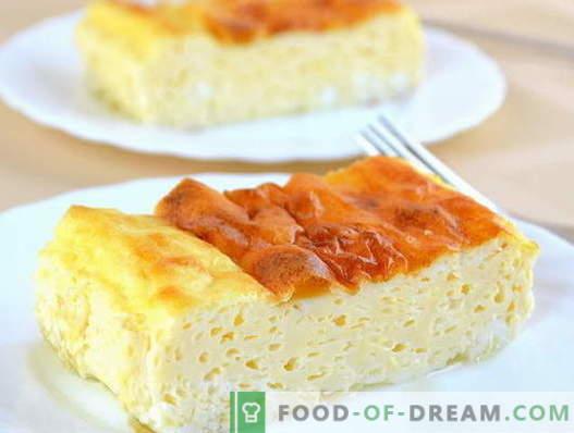 Tortilla para niños - recetas probadas. Cómo cocinar correctamente y sabroso la tortilla de los niños.