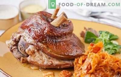 Lo stinco di maiale in un multicooker è un sogno per gli amanti della carne. Le migliori ricette per cucinare lo stinco di maiale in una pentola a cottura lenta