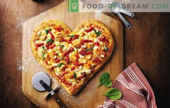 La pizza alla maionese è un piatto preferito senza problemi. Una selezione di ricette per la pasta per pizza in maionese