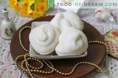 Marshmallows fatti in casa - deliziosi, ariosi e naturali!