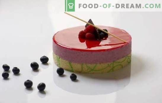 Smalto a specchio - lucentezza sorprendente sul tuo dessert. Come preparare e utilizzare correttamente una glassa a specchio?