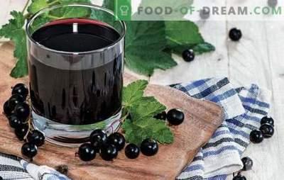 Mors di ribes - cuocere in estate e in inverno! Ricette di diverse bevande alla frutta di ribes rosso, nero, congelato e fresco