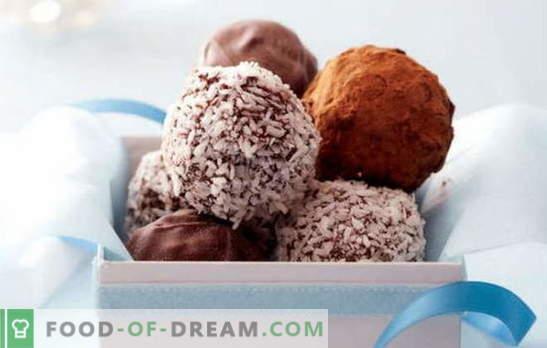 Le ricette di caramelle a casa ti aiutano! I benefici dei dolci fatti in casa e una selezione delle migliori ricette per dolci fatti in casa