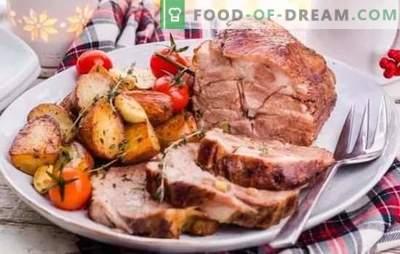 Friggere, cuocere il maiale velocemente e gustoso - esprimere le ricette del menu. Ricette veloci per deliziosi piatti di maiale