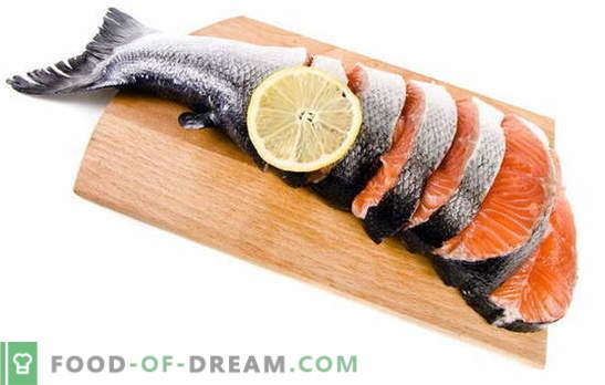 Come salare il salmone in casa: con miele, limone, vodka. Modi rapidi per salmone salato a casa