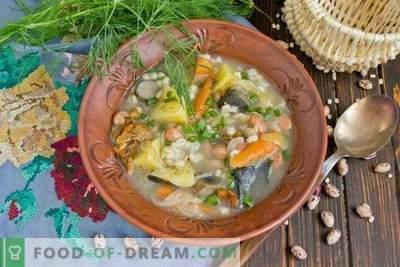 Seen supp ubade ja kartulitega