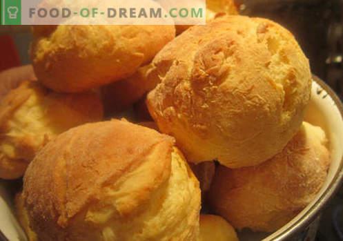 Panini fatti in casa - le migliori ricette. Come cucinare in modo appropriato e gustoso i panini fatti in casa