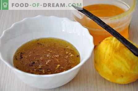 Salsa al miele - le migliori ricette. Come cucinare correttamente e gustoso salsa al miele.