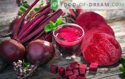 Beet kvass - il nostro preferito! Ricette per diversi kvas fatti in casa da barbabietole per la salute e il buon umore