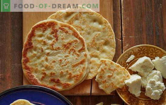 Ruddy cakes su kefir in padella - un'aria delicata! Dolci gustosi e teneri su kefir in padella: ricette, sottigliezze e segreti della cucina