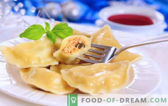 Gnocchi fatti in casa: un piatto per tutti i tempi. Per gli appassionati di gnocchi fatti in casa: otto semplici ricette con ciliegie, funghi, fiocchi di latte, carne