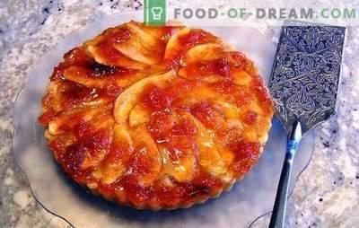 È qui una semplice ricetta per torta a più fornelli! Le ricette di torta più semplici in un fornello lento con frutta, cavoli, funghi
