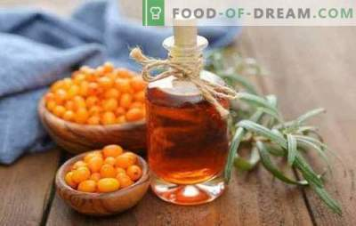Sea buckthorn tincture at home is incredibly useful. Sea buckthorn tinctures at home on alcohol, vodka, moonshine