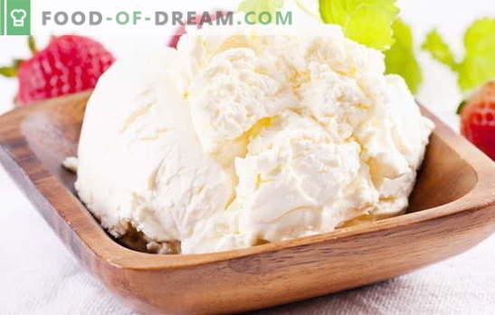 Crema al mascarpone - il ripieno più delicato per i dolci fatti in casa. Ricette incredibili creme al mascarpone per tutti i gusti