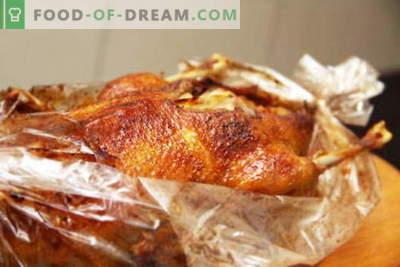 Goose: le migliori ricette. Come cucinare e correttamente d'oca nella manica.
