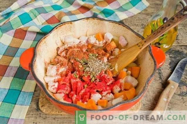 Meat Dam per una cena veloce e soddisfacente.