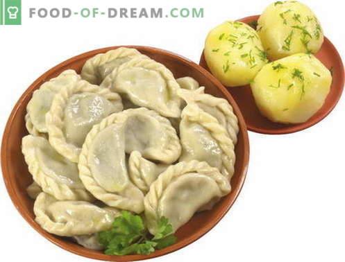 Gnocchi con patate - le migliori ricette. Come cucinare correttamente e gustosi gnocchi con patate.