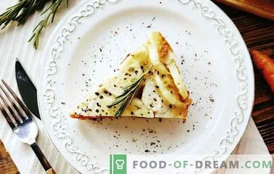 Dieta in casseruola in un fornello lento - perdere peso con gusto! Ricette casseruole di dieta in un fornello lento con ricotta, verdure, bastoncini di granchio