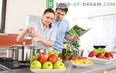 Cosa cucinare a pranzo in modo rapido ed economico: le pulizie per le casalinghe! Una selezione di ricette per pasti veloci e poco costosi per il pranzo