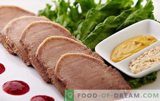 Cuocere la lingua di manzo: succosa, gustosa e secondo tutte le regole! Ma quanto tempo per cucinare la lingua di manzo e come farlo?