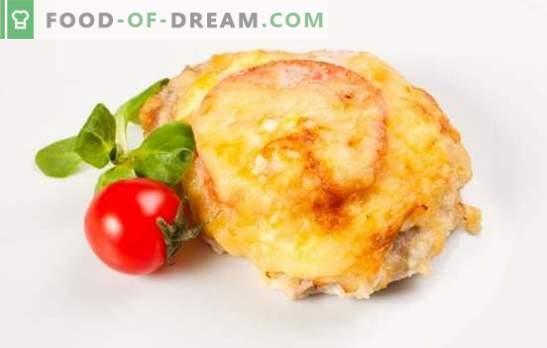 Maiale con pomodori al forno: un versatile piatto di carne. Come cucinare il maiale con i pomodori nel forno