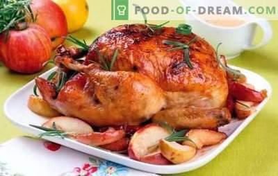 Pollo con maionese e aglio al forno è un super uccello! Ricette pollo succoso, fragrante, tenero con maionese e aglio nel forno