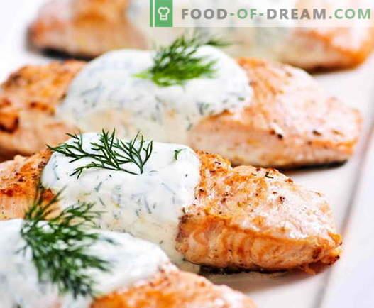Salmone cotto al forno - cuciniamo il pesce reale in modo regale!