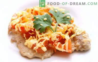 La carne nello stile di un commerciante è un piatto rispettato! Le migliori ricette per la carne in un commerciante: in un fornello lento, in forno, in pentole e in una padella