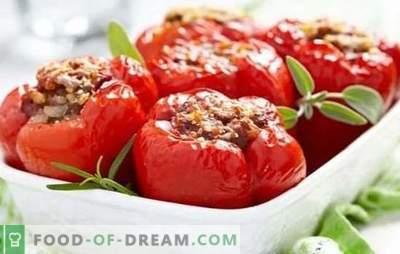Ricetta passo-passo per peperoni ripieni con carne macinata. Come cucinare i peperoni ripieni con carne macinata sul fornello e nel forno