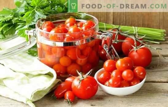 Preparare i pomodori per l'inverno senza cucinare - è difficile? Le migliori ricette di deliziosi pomodori per l'inverno senza cottura