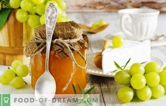 Billette d'uva per l'inverno - per tutti! Una selezione di preparati vitaminici di uva per l'inverno