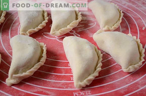 Gnocchi con patate: una ricetta fotografica passo-passo. Produciamo gnocchi con patate per il digiuno e non solo: tutti i trucchi del processo, calcolo calorico