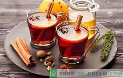 Home Sbiten - prepariamo da soli la bevanda slava! Pronto monastico, speziato e miele