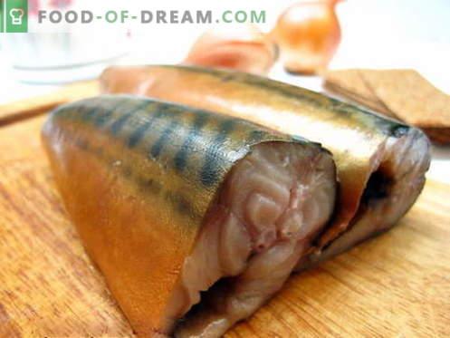 Sgombro nella buccia di cipolla - le migliori ricette. Come cucinare correttamente e gustoso sgombro nella buccia di cipolla.