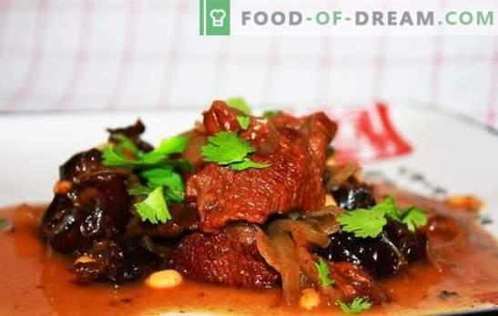 Come cucinare la carne in un fornello lento - dieta! Come cucinare la carne in un fornello lento: in umido, cotto, fritto