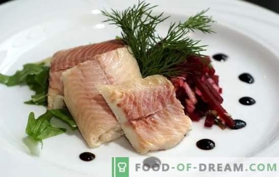 Come cucinare il pesce - raccomandazioni e ricette per piatti sani. Quanto tempo ci vuole per cucinare il pesce: acqua dolce e acqua salata