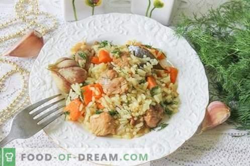Eastern plov - ricetta passo-passo originale con foto