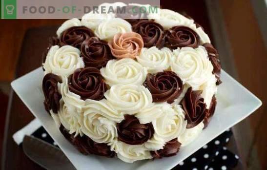 Cake Decorating Cream: le migliori e originali ricette. Come rendere ogni tipo di crema per decorazione di torte: istruzioni passo dopo passo