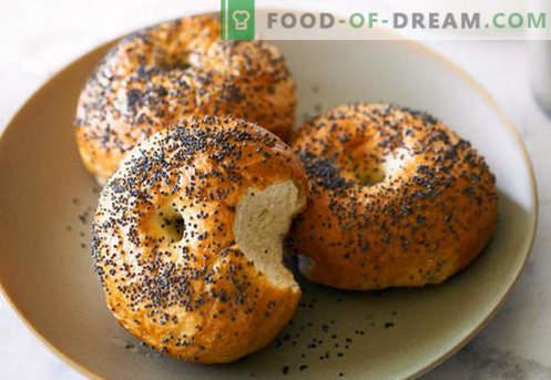 Le focaccine al papavero sono le migliori ricette. Come cucinare correttamente e gustosi panini con semi di papavero a casa